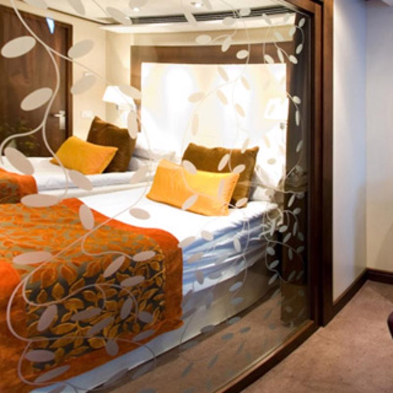 Penthouse Spa Suite - Seabourn Sojourn