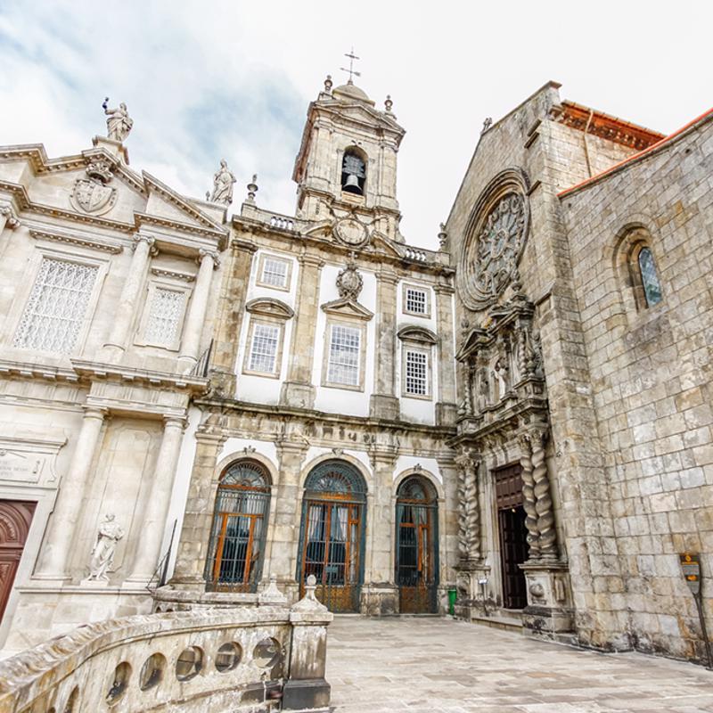 Church of Sao Francisco Porto Portugal