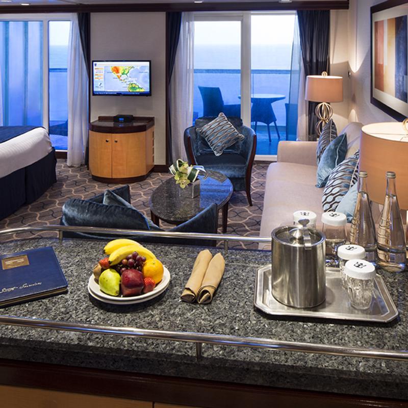 Grand Suite 2 Bedroom-Navigator of the Seas