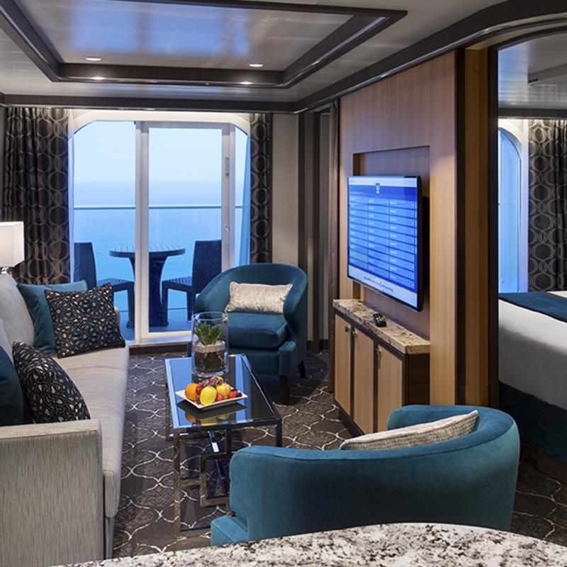 Grand Suite - 2 Bedrooms - Allure of the Seas