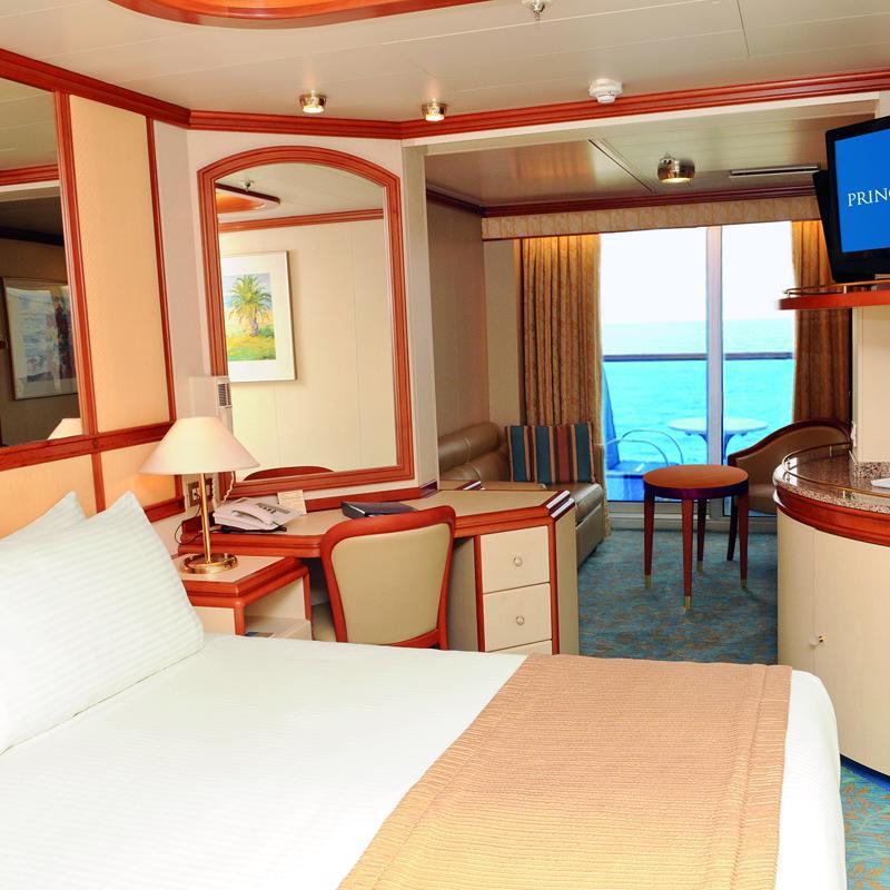 Mini-Suite with Balcony - Grand Princess