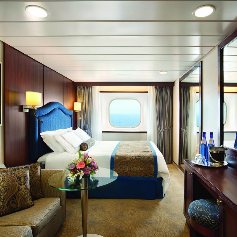 Deluxe Ocean View - Oceania Marina
