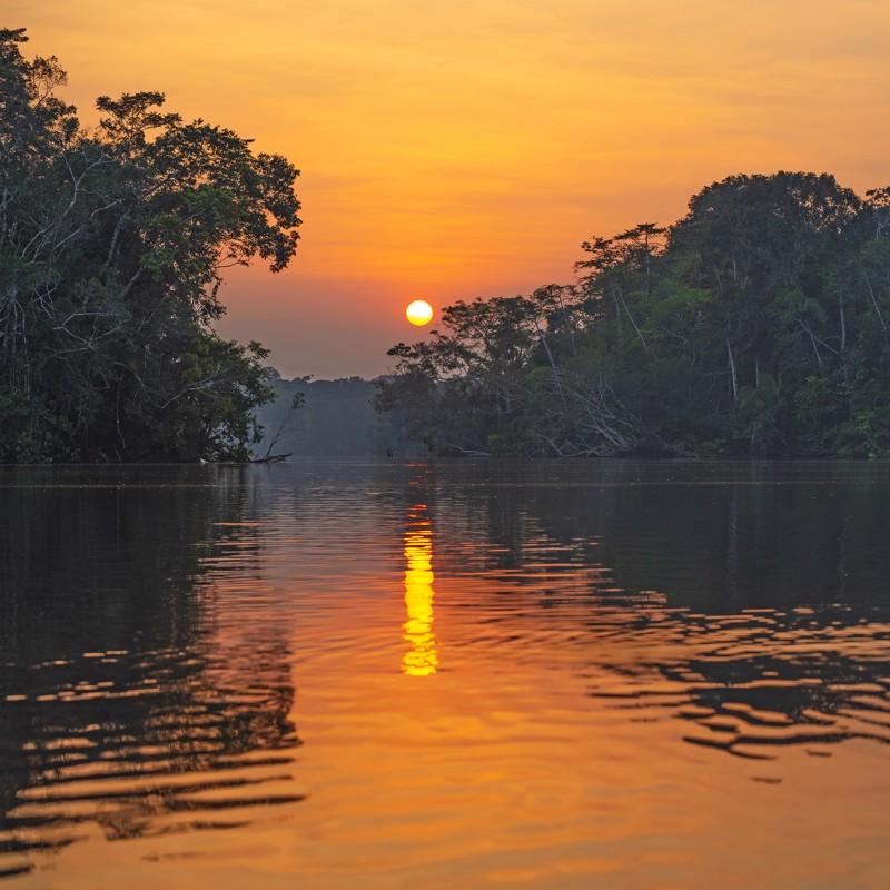 Manaus - Overnight onboard