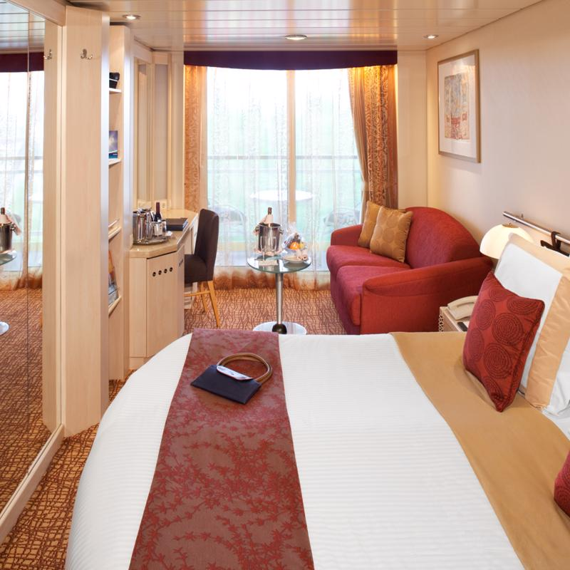 Concierge Class Stateroom Celebrity Infinity