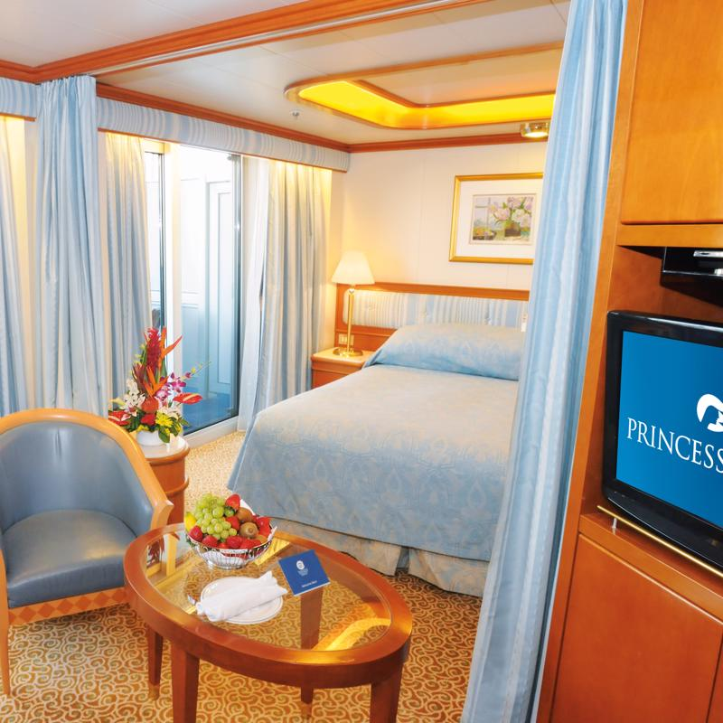 Two Bedroom Family Suite - Diamond Princess