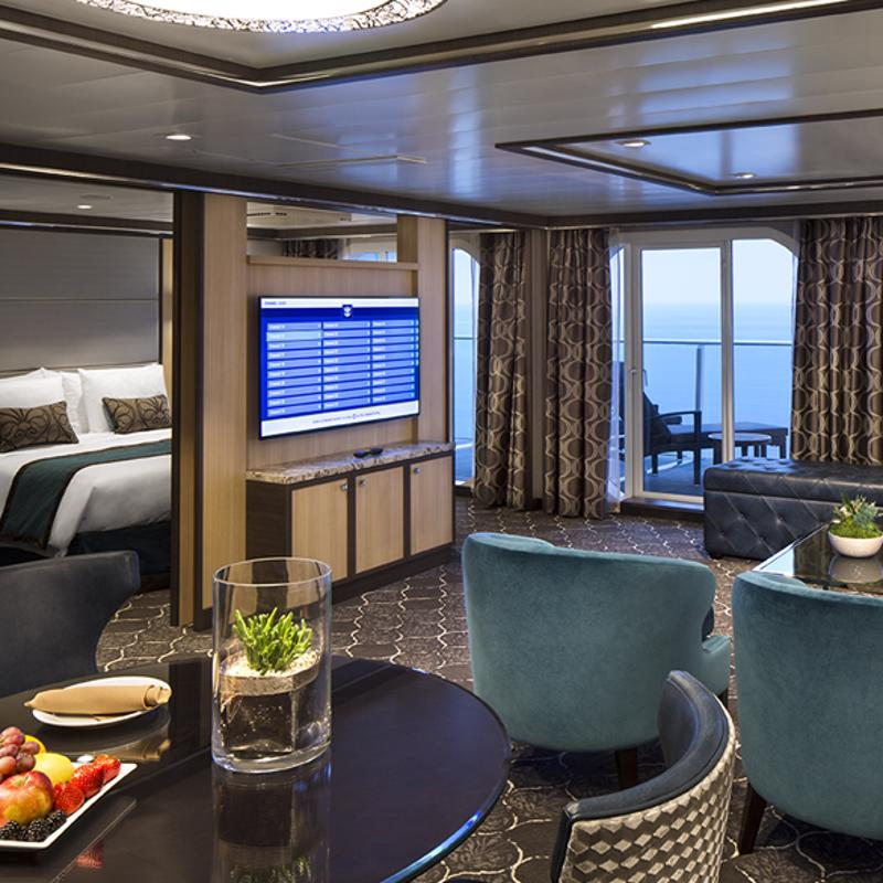 Owner's Suite - 1 Bedroom - Harmony of the Seas