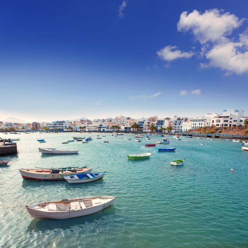 Centro Commercial Marina Lanzarotte Arrecife Spain