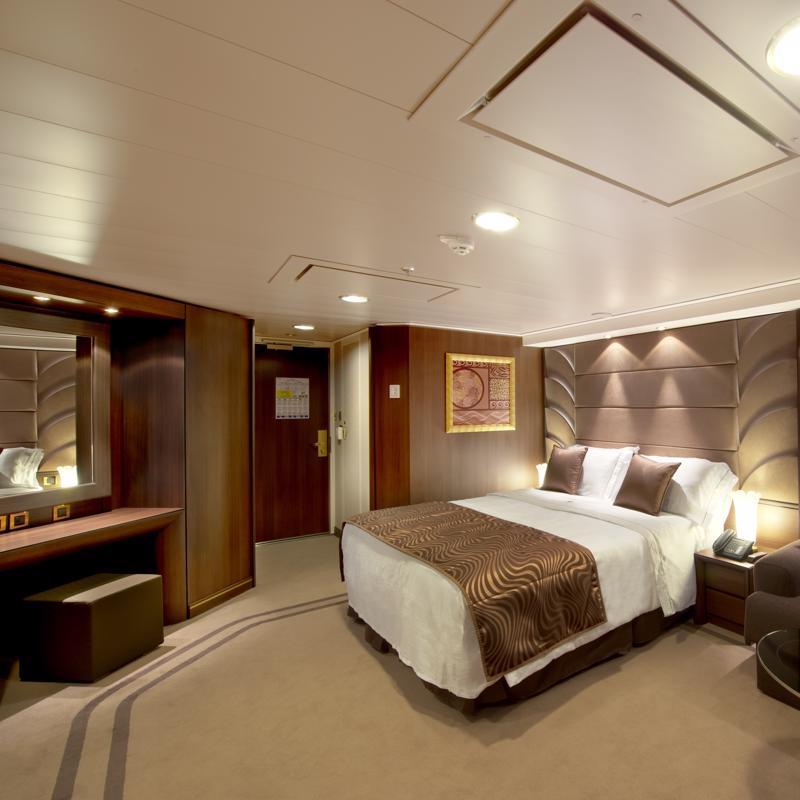 Aurea Balcony Suite - MSC Fantasia