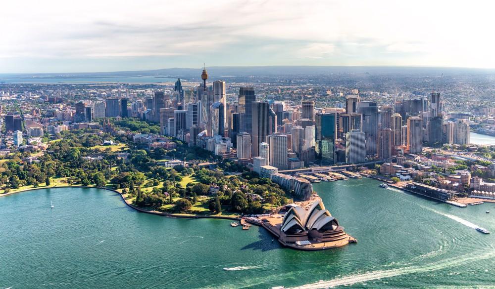 Sydney - Overnight onboard