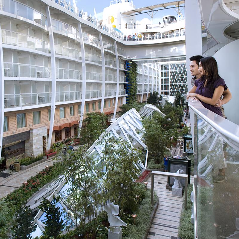 Neighborhood Guarantee - Allure of the Seas
