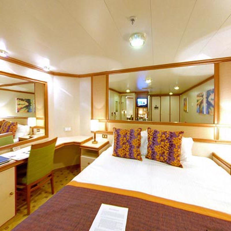 Larger Inside cabin - P&O Ventura