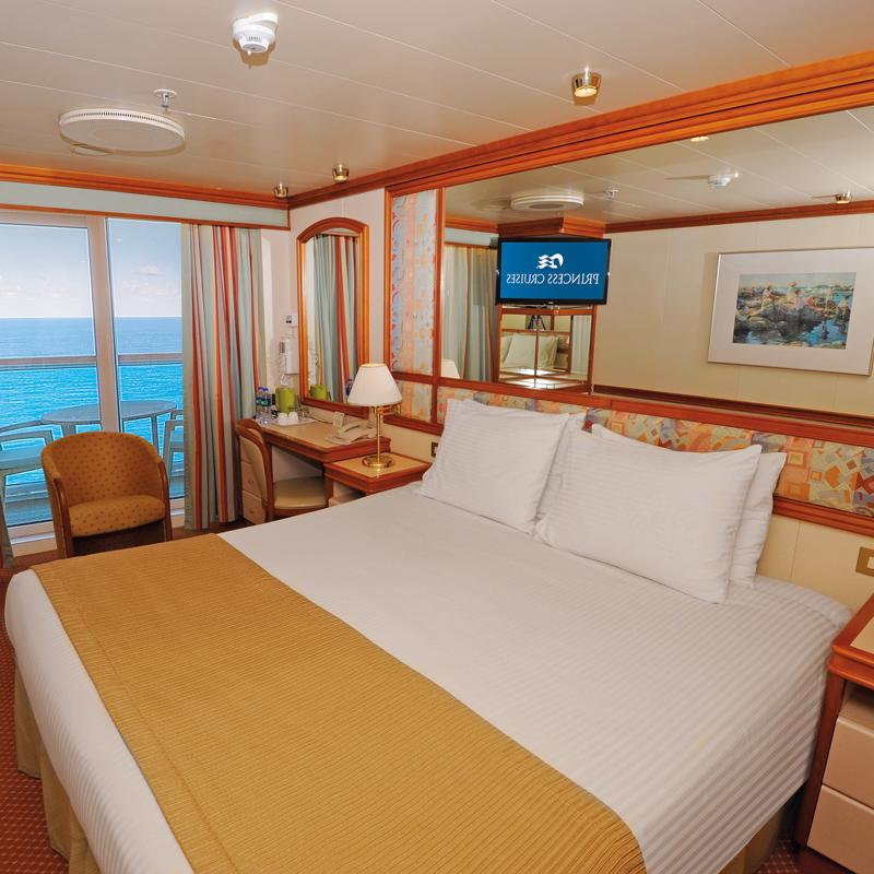 Cabins On Sapphire Princess Iglucruise