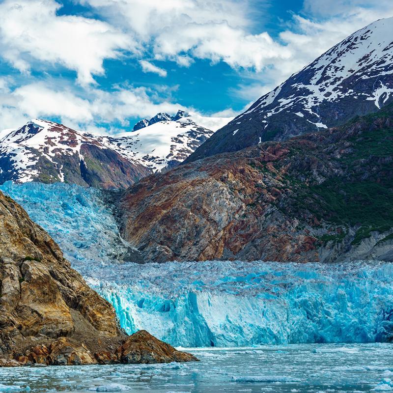 Tracy Arm Fjord Juneau Alaska