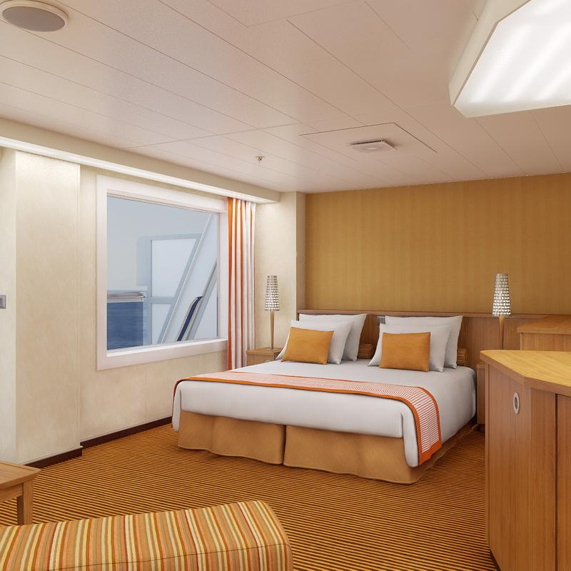 Grand Suite Carnival Victory
