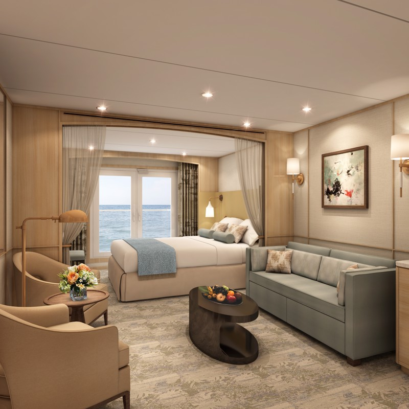 Star Balcony Suite-Star Breeze