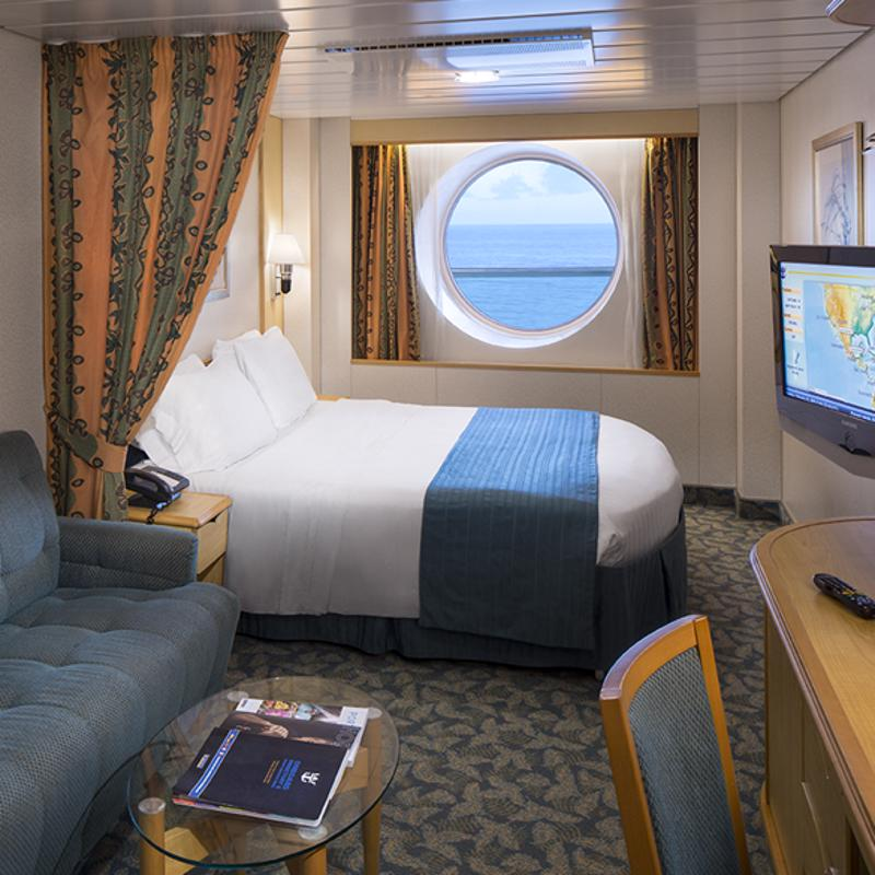 Spacious Ocean View - Voyager of the Seas