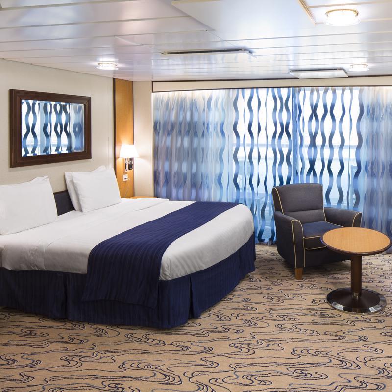 Ocean View Suite 2 Bedroom- Jewel of the Seas
