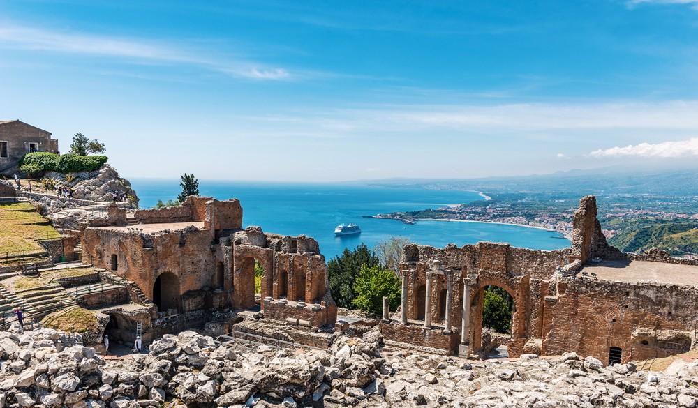 Messina, Sicily