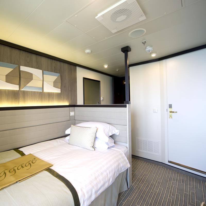 Single Inside cabin - P&O Iona