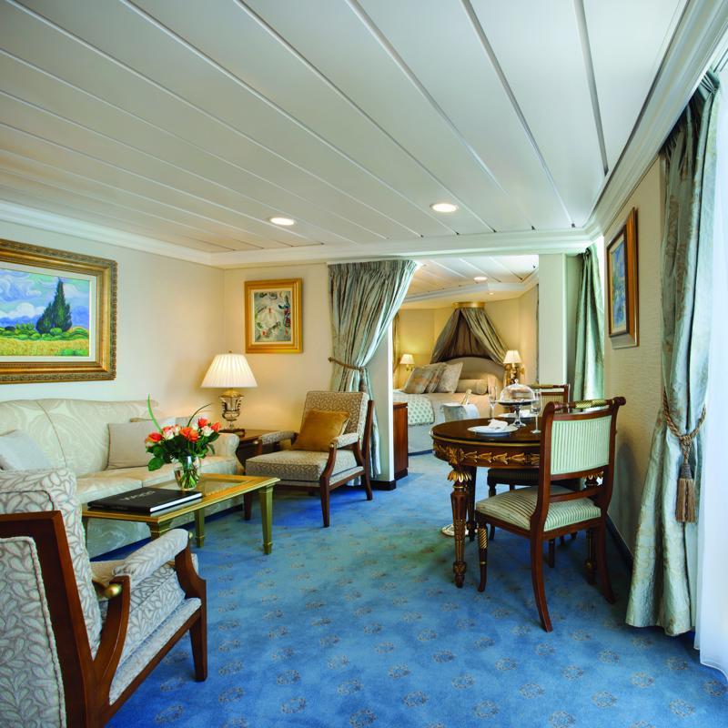 Vista Suite - Oceania Marina