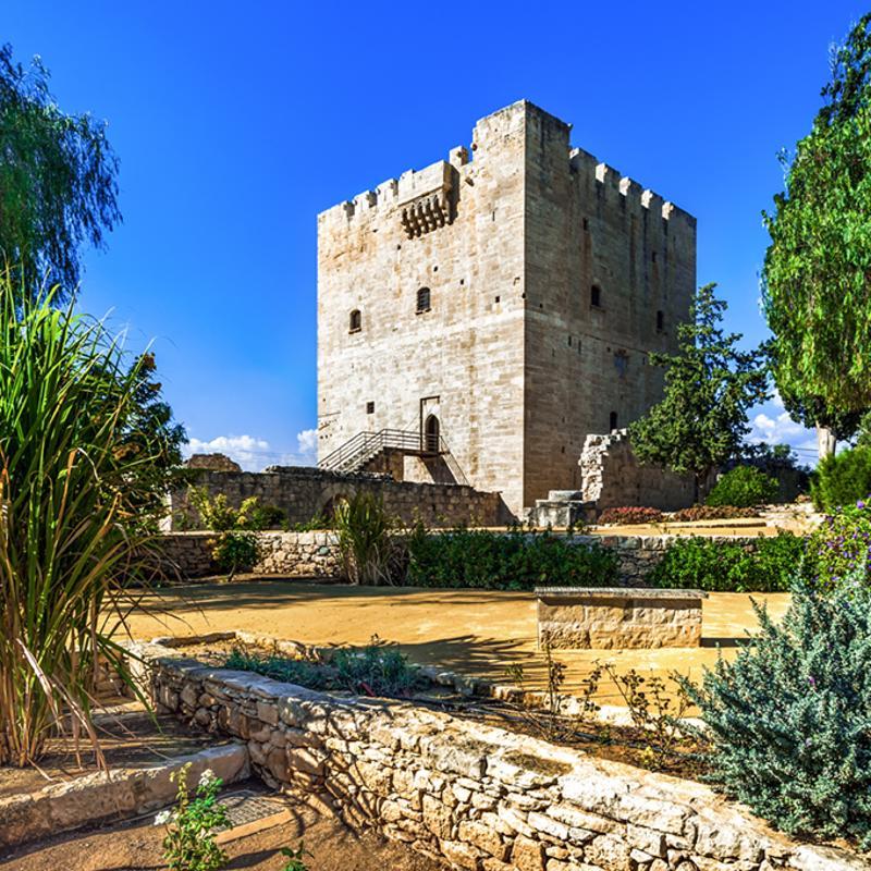 Limassol Castle South Cyprus