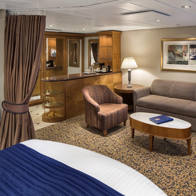 Grand Suite 1 Bedroom - Radiance of the Seas