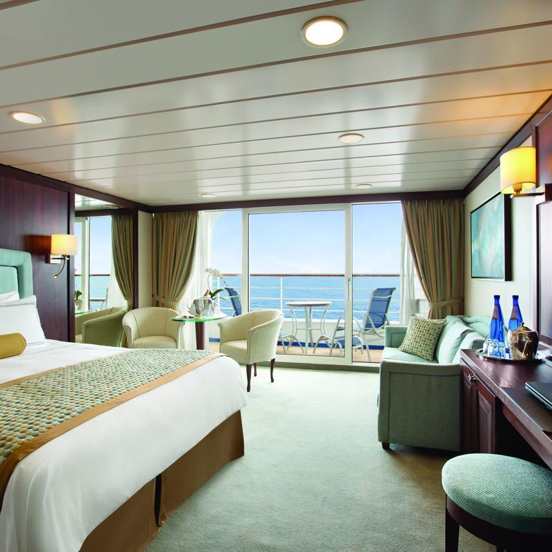Penthouse Suite - Oceania Regatta
