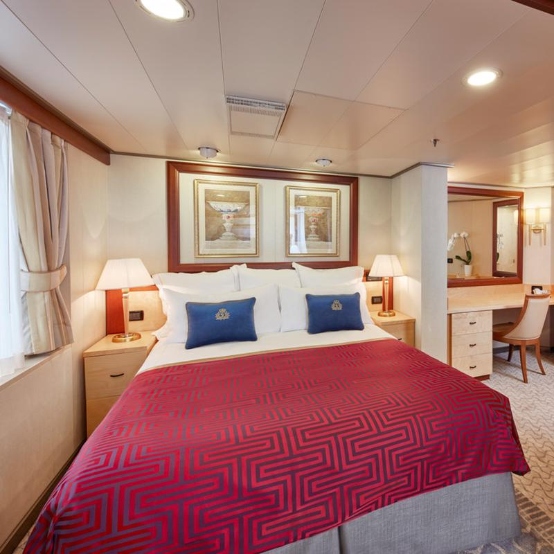 Cabins On Cunard Queen Victoria Iglucruise