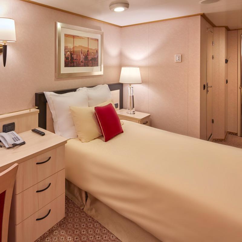 Single Inside - Cunard Queen Elizabeth