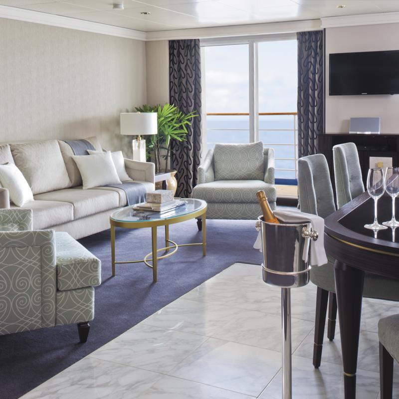 Grand Suite Regent Seven Seas Navigator