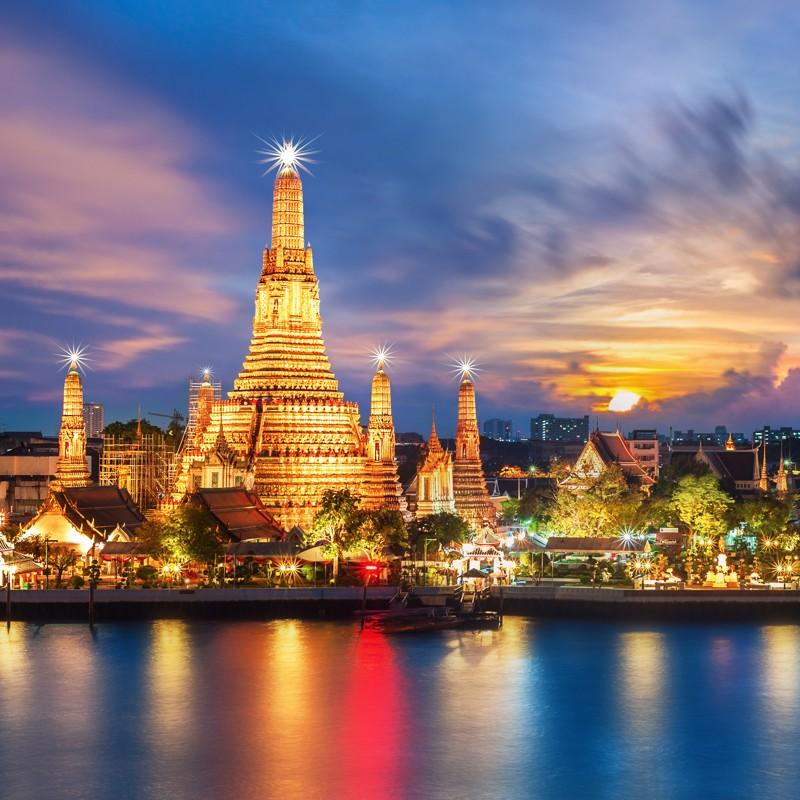 Bangkok (Laem Chabang) - Overnight onboard