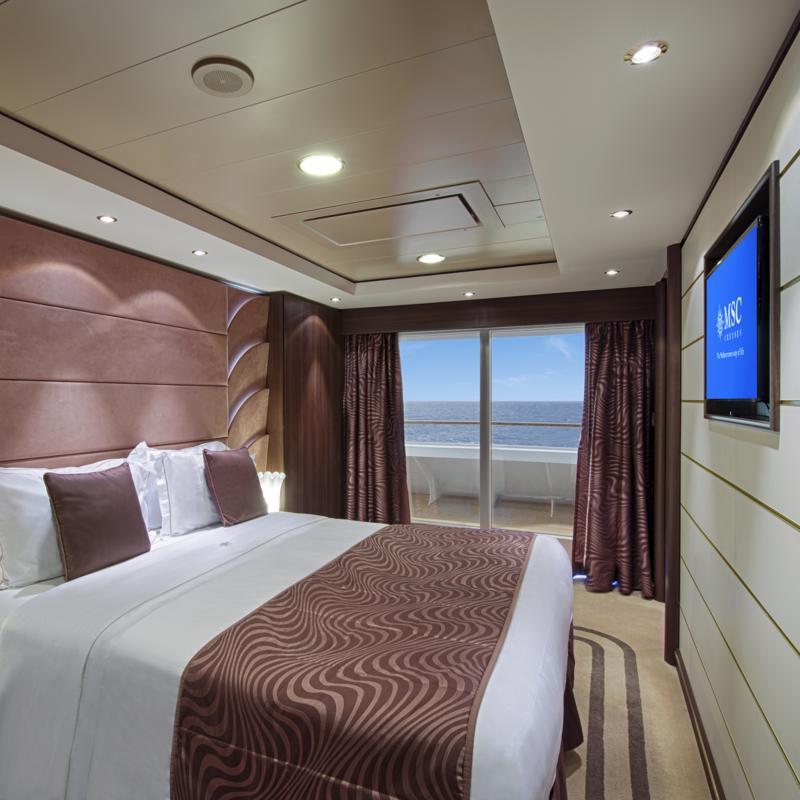 Yacht Club Royal Suite - MSC Divina