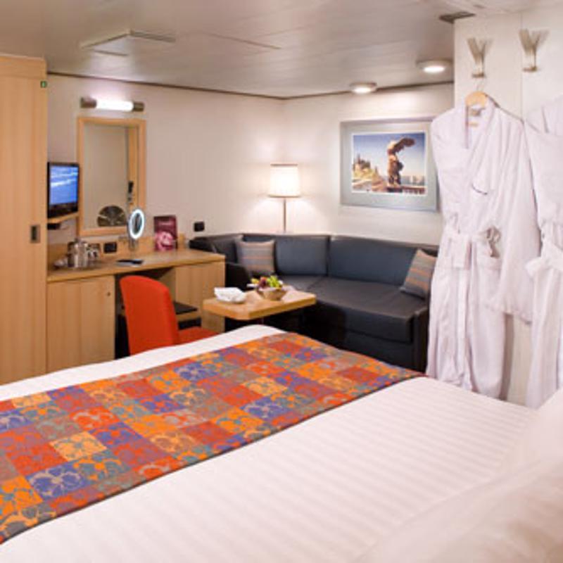 Interior Cabin - MS Eurodam