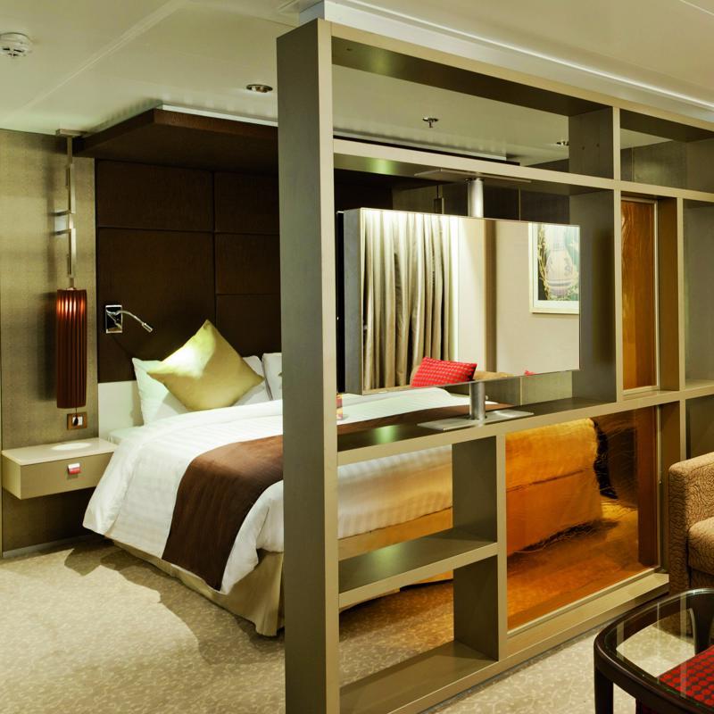 Inside Classic cabin - Costa neoRomantica