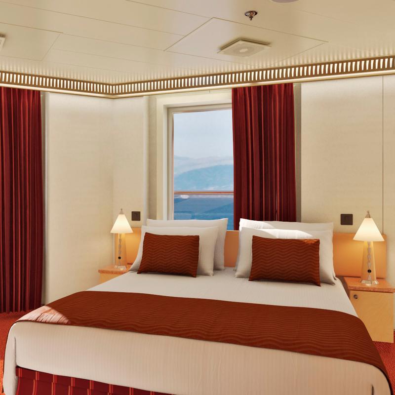 Premium Vista Balcony - Carnival Splendor