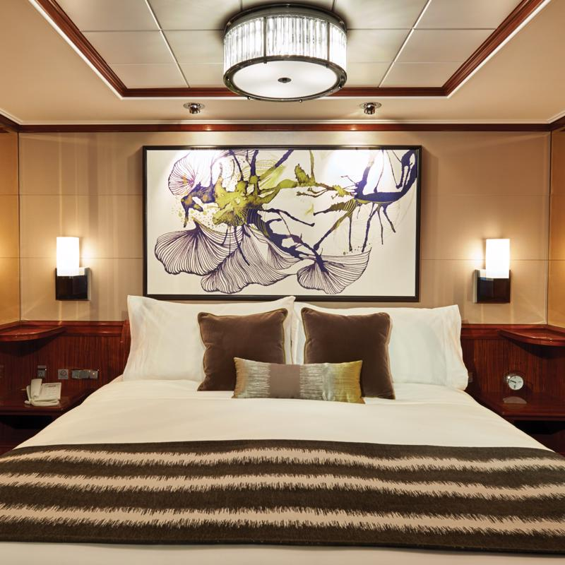 The Haven Deluxe Owner's Suite with Large Balcony-Norwegian Pearl