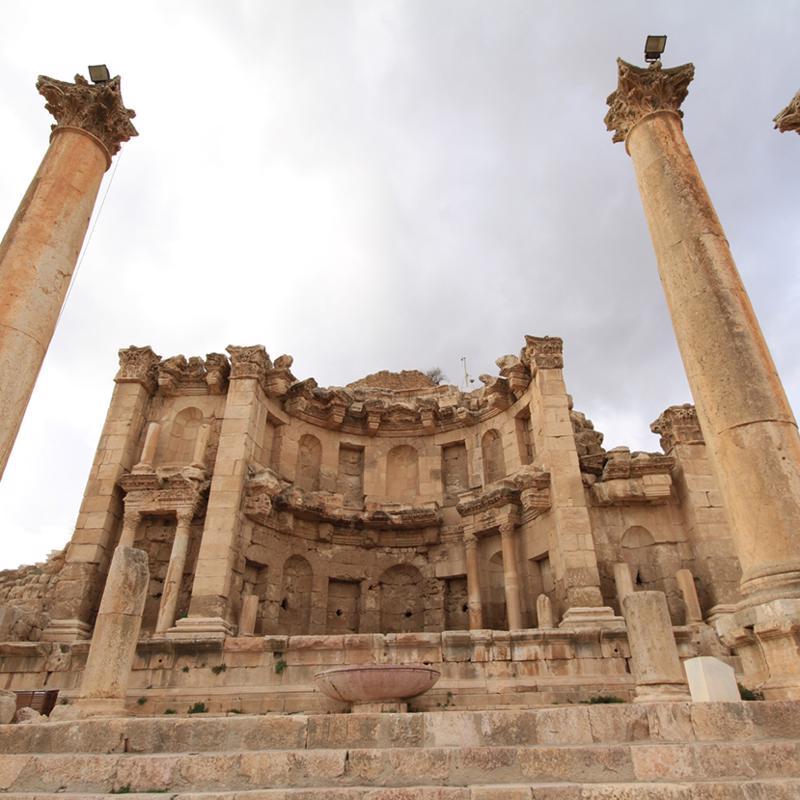 Temple of Artemis Ephesus Kusadasi Turkey