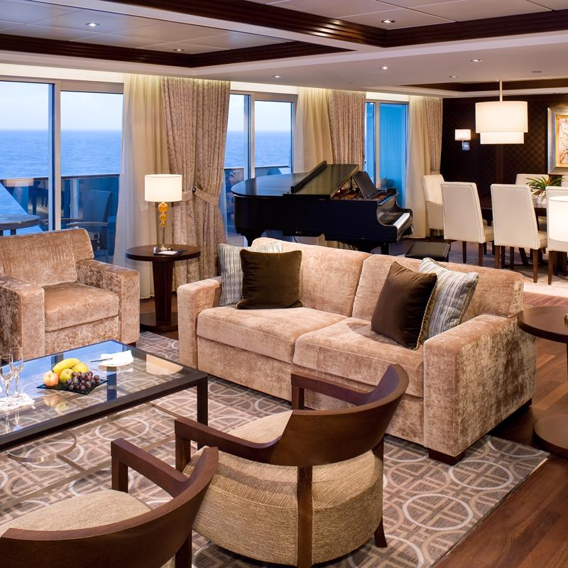 Penthouse Suite Celebrity Reflection