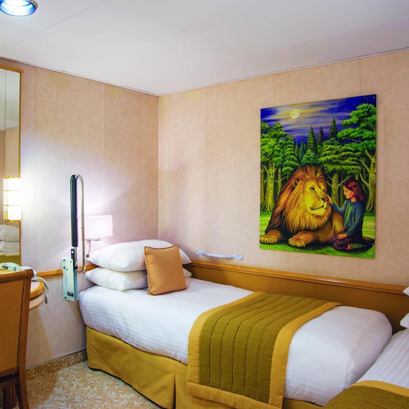 Single Interior Room - Braemar