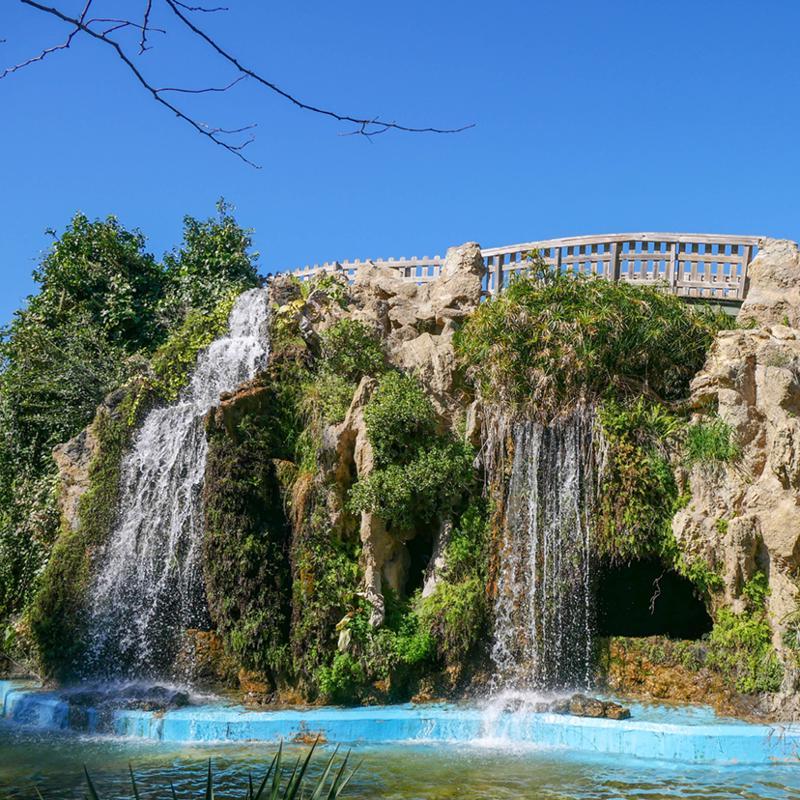 Genoves Park Cadiz Spain