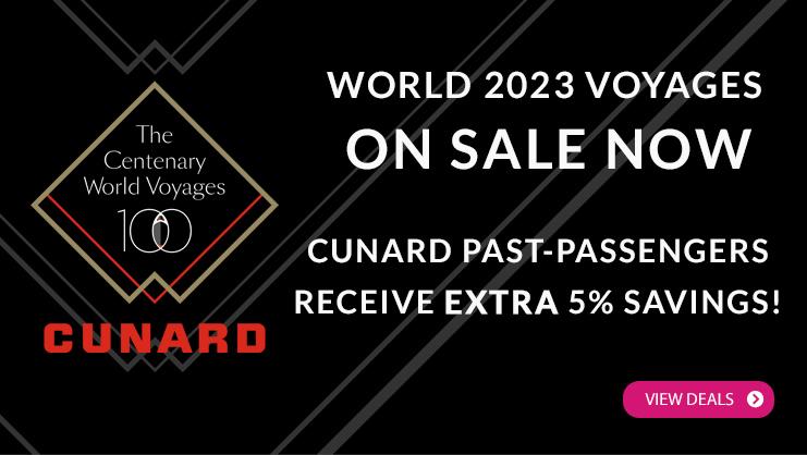 Cunard 2023