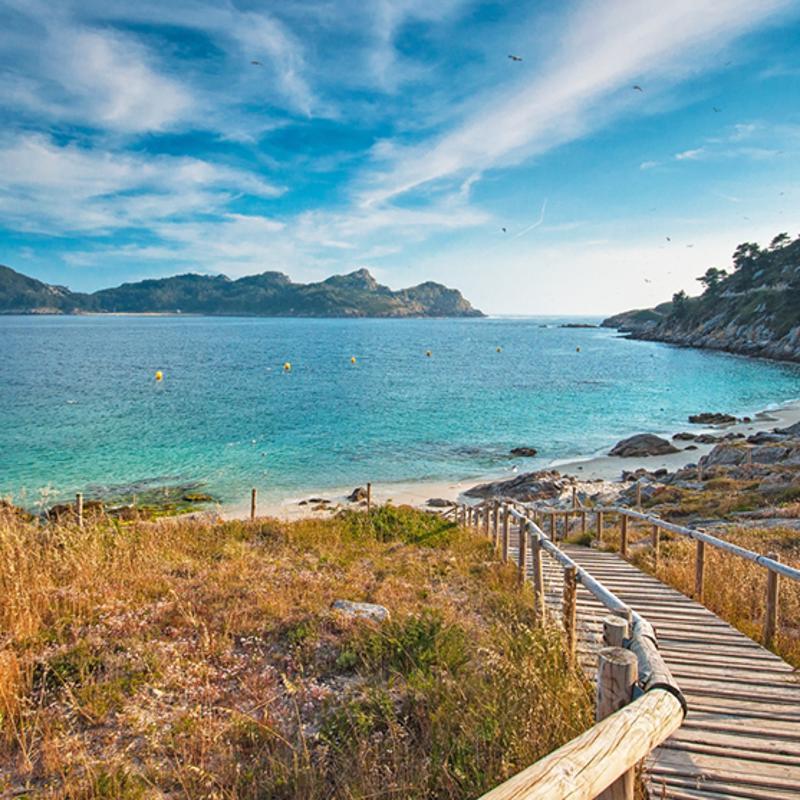 Cie Islands Vigo Spain