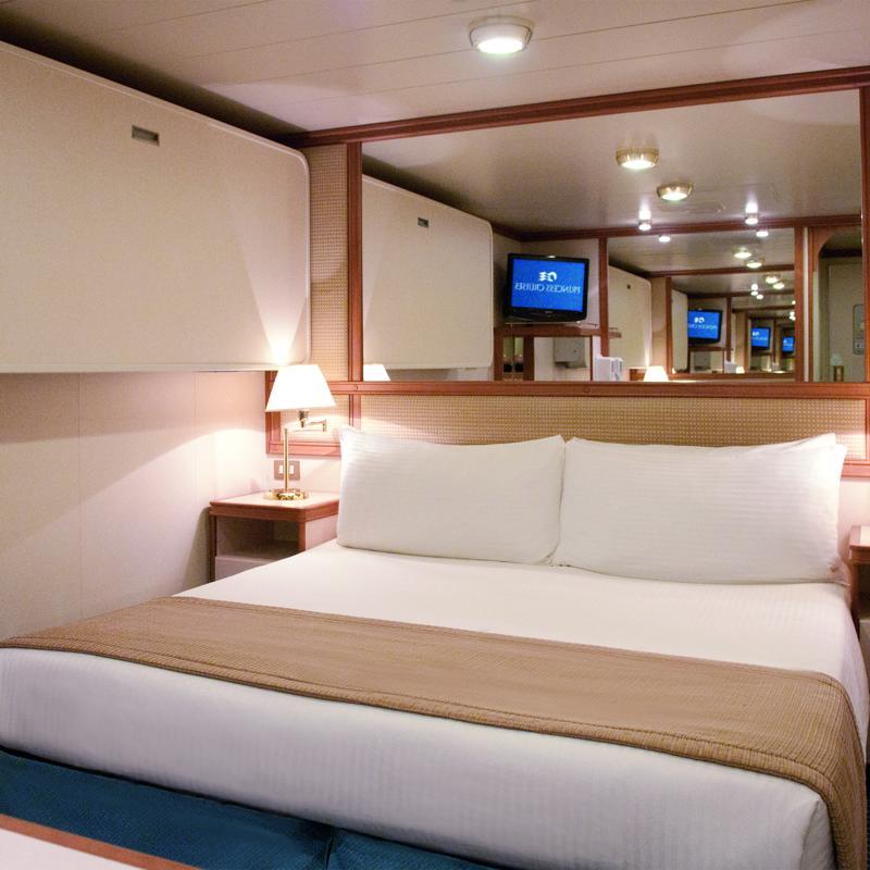 Double Interior cabin - Crown Princess