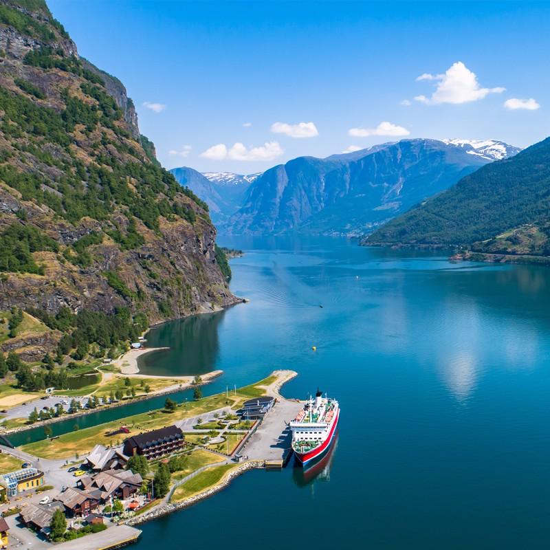 FJORDS & NORWAY