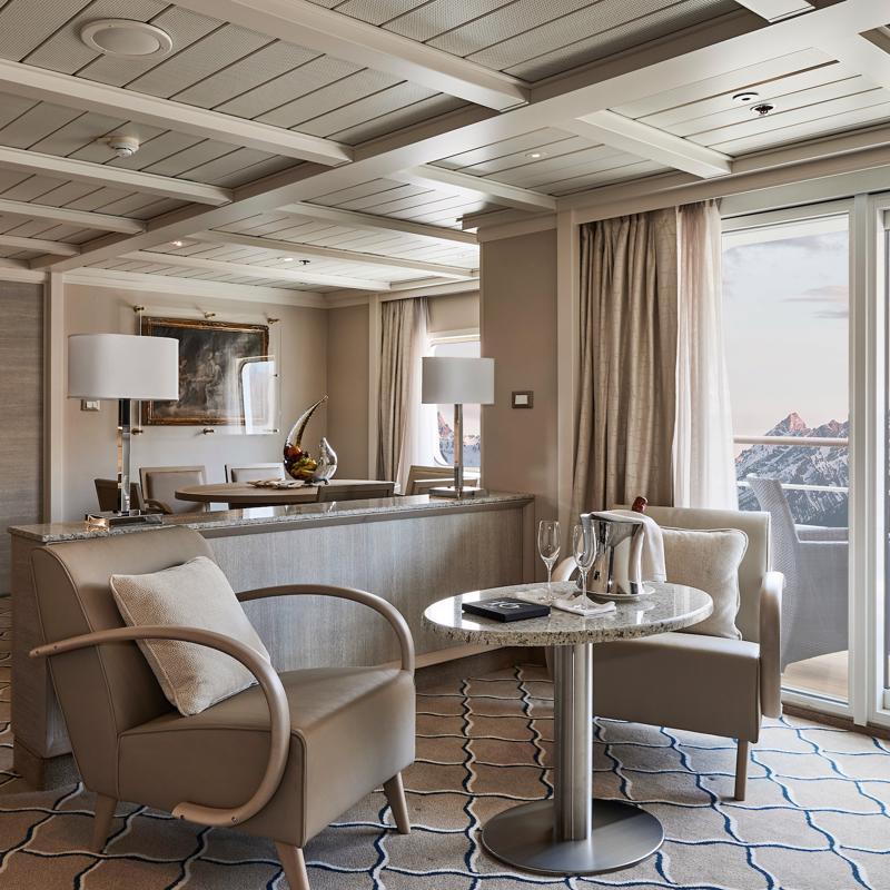 Deluxe Veranda Suite - Silver Galapagos