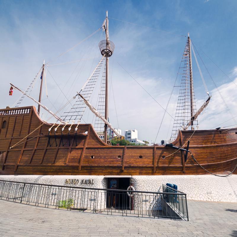 Naval Museum Santa Cruz de la Palma Spain