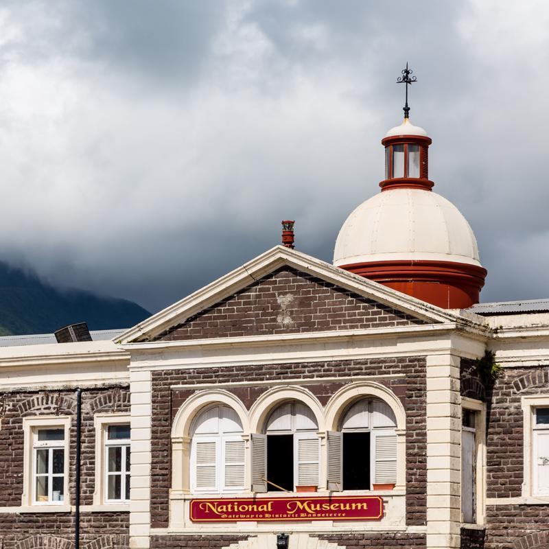 National Museum of St Kitts Basseterre