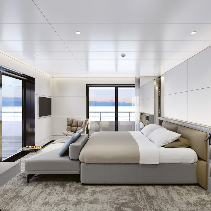 Yacht Suite-Emerald Azzura
