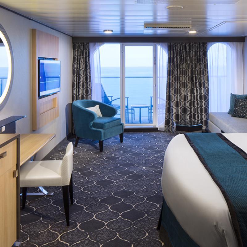 Cabins On Allure Of The Seas Iglu Cruise