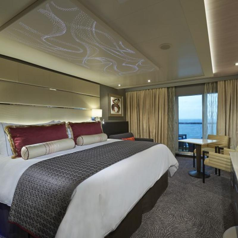 The Haven Penthouse Suite with Balcony - Norwegian Joy
